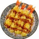 えび天丼(えび4本)