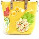 ポテサラ&ゆで卵のバッグ