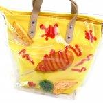 アメリカンドッグとハッシュポテトのバッグ