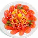 おもいっきりトマトサラダ