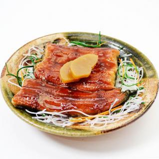 現品限り!うなぎ皿(鰻の蒲焼き)