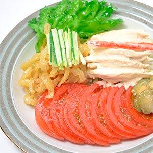 中華の冷菜盛り合わせ
