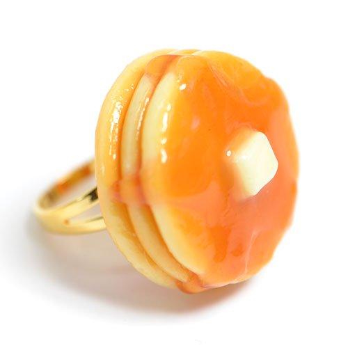 ホットケーキのリング