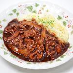 ハヤシスパゲッティー
