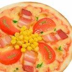 トマトコーンピザ