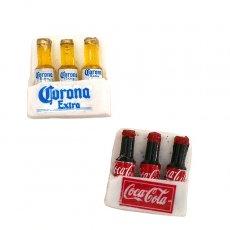 メキシコ corona・coca-cola ミニマグネット