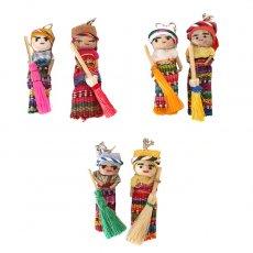 世界のおまもり 世界のお守り グアテマラ 愛情運 アマラドール人形