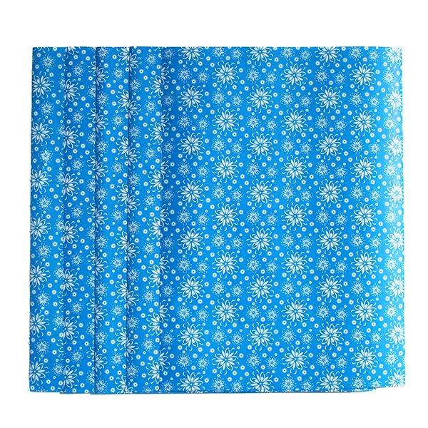 ベトナム ラッピング 包装紙 5枚セット(お花柄A)
