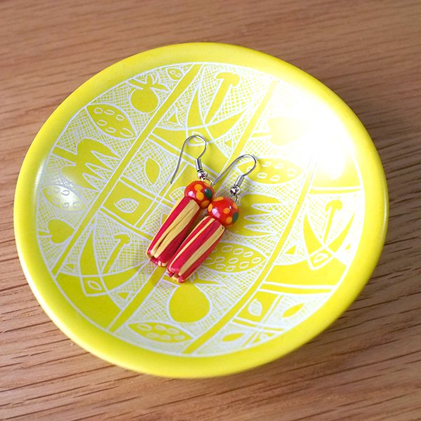ケニア  ソープストーン丸ボウル(小皿 3インチ)