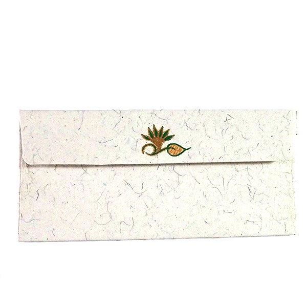 インド お花模様の封筒(5色)【画像4】