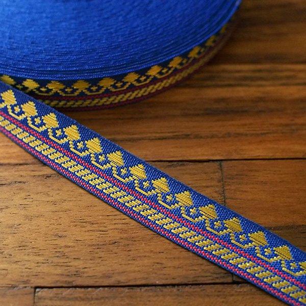 インド チロリアンテープ 8色セット 手芸(幅1cm/1m )【画像4】