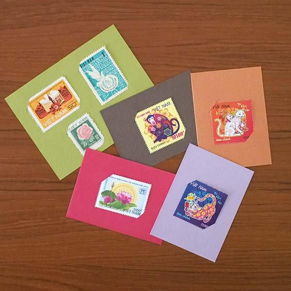 ベトナム 年賀切手  さる【画像3】