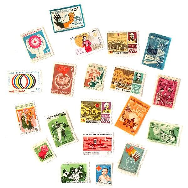 ベトナム 切手(3枚セット)【画像2】