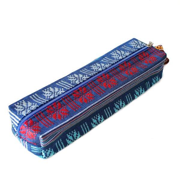 ベトナム タイー族のペンケース(5色)