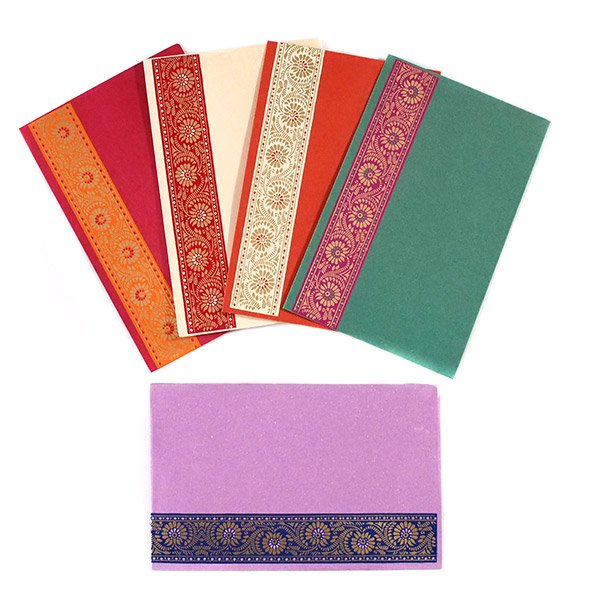 インド chimanlals(チマンラール)の封筒