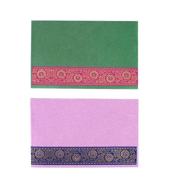 インド chimanlals(チマンラール)の封筒【画像3】