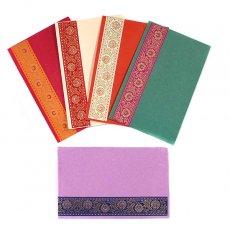 封筒 / タッセルなし インド chimanlals(チマンラール)の封筒