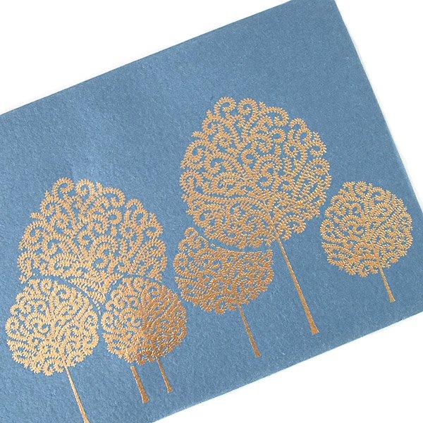 インド chimanlals(チマンラール)の封筒 木(A)【画像5】