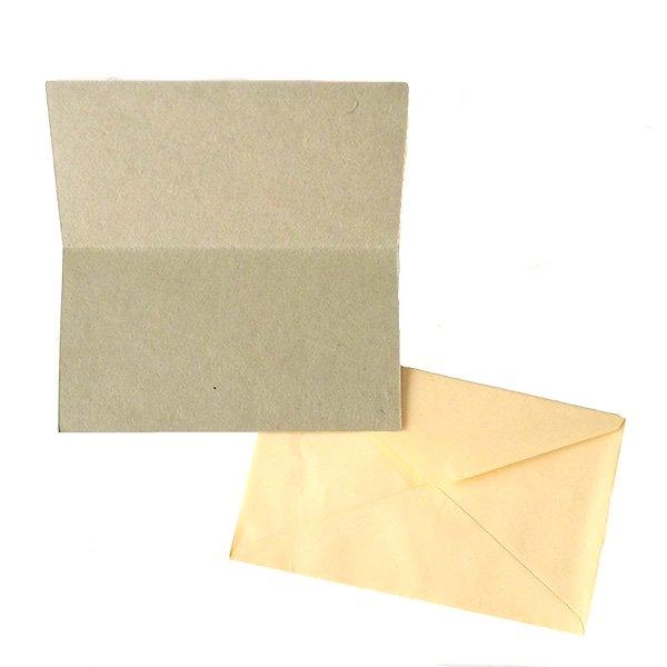 インド  chimanlals(チマンラール)小花 メッセージカード(封筒付き)【画像4】