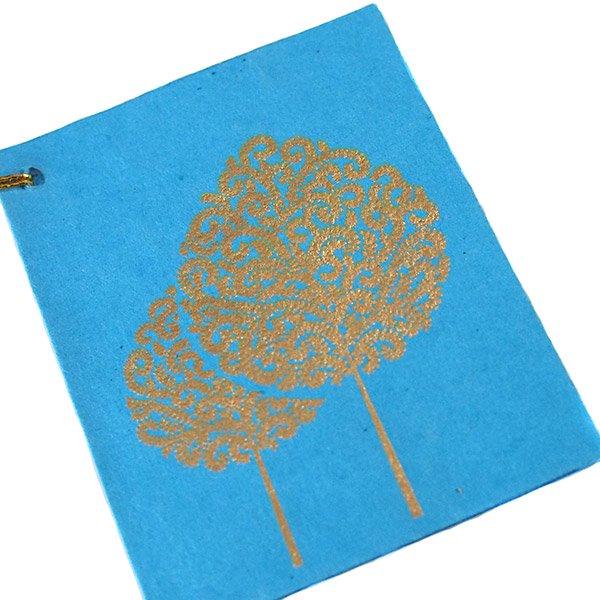 インド chimanlals メッセージカード(木)【画像4】