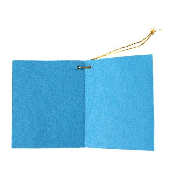 インド chimanlals メッセージカード(木)【画像5】