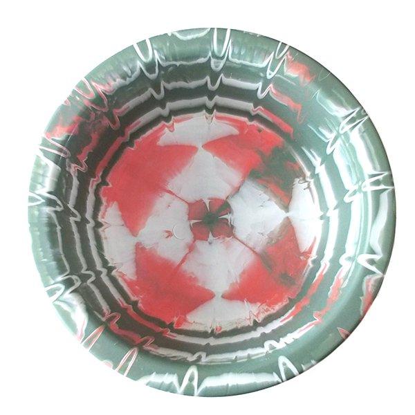 セネガル プラスチック洗面器(グリーン)【画像2】