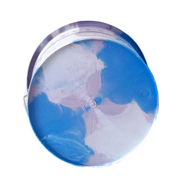 セネガル プラスチックバケツ(ブルー 5リットル)【画像5】