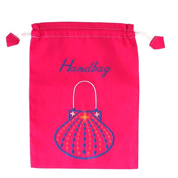 ベトナム かわいい 刺繍巾着