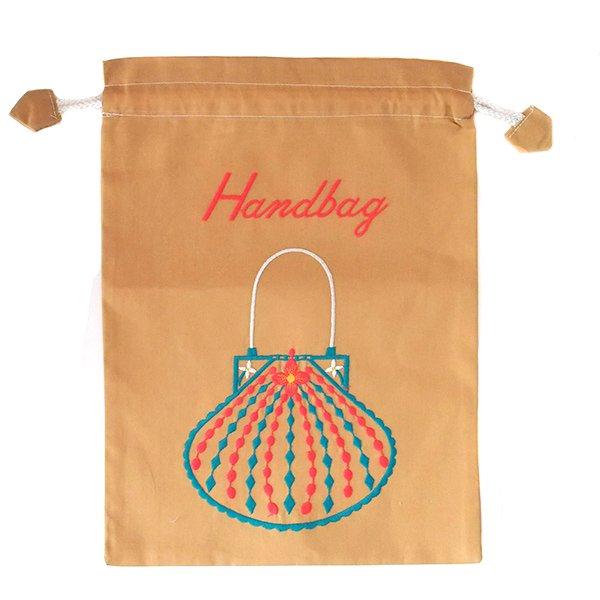 ベトナム 刺繍 巾着(Hand bag)【画像8】