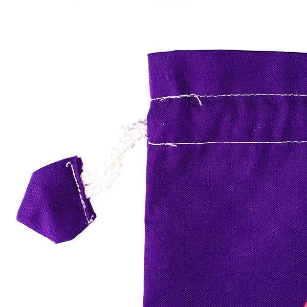 ベトナム かわいい 刺繍巾着(shoes)