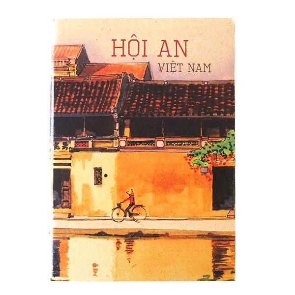 ベトナム ミニノート(町並み)【画像8】
