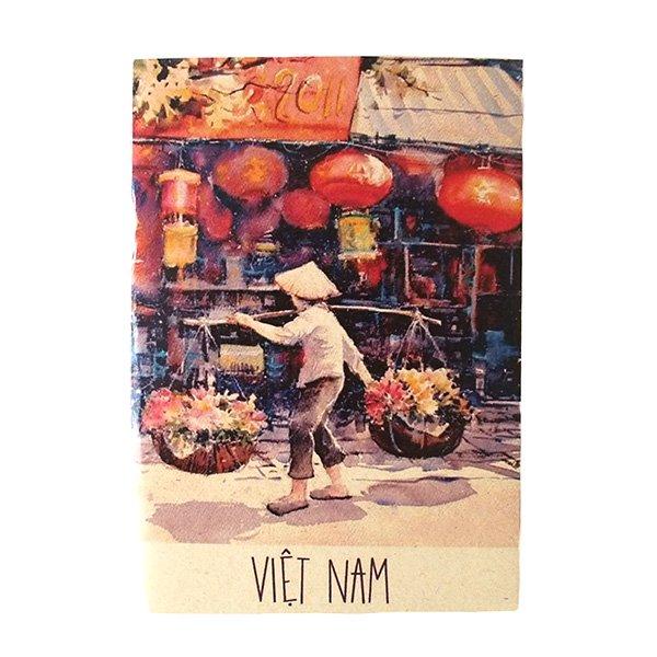 ベトナム ミニノート(日常)【画像7】