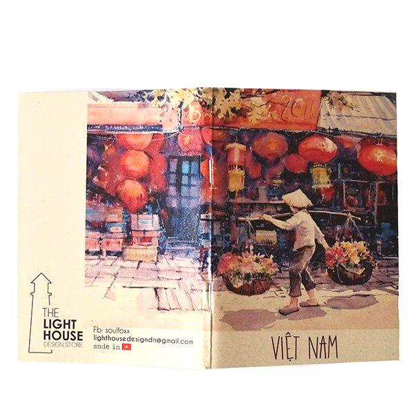 ベトナム ミニノート(日常)【画像8】