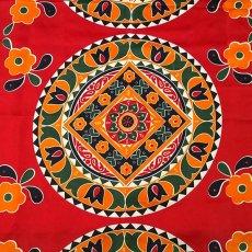 インド デコレーション布 A(144×100 切りっぱなし)