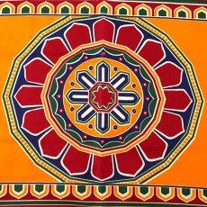 インド  インド デコレーション布 B(144×100 切りっぱなし)