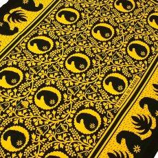 アフリカ タンザニア カンガ プリント布 110×160(お母さんは、お母さん。ほかに誰も変われる人はいません)