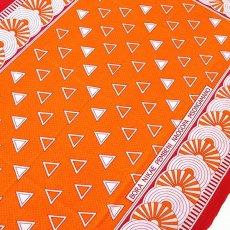 カンガ 布 アフリカ タンザニア カンガ プリント布 110×160(もめごとには関わらないのが一番)