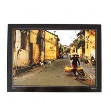 ベトナム ポストカード【ホイアン 道の物売り】Street vendor in Hoi An