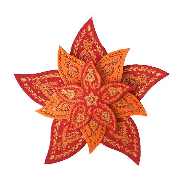 インド chimanlals(チマンラール) 飾り 模様【画像4】