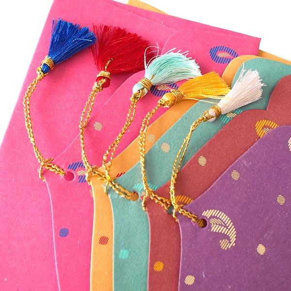インド chimanlals(チマンラール)の封筒 ゾウ【画像4】