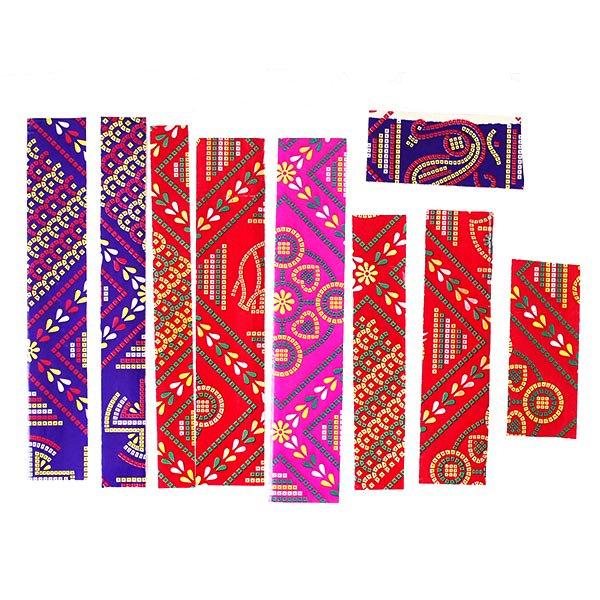 インド 包装紙(コラージュ素材)【画像2】
