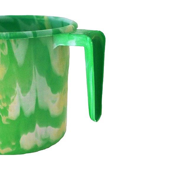セネガル プラスチックコップ(1リットル グリーン)【画像2】
