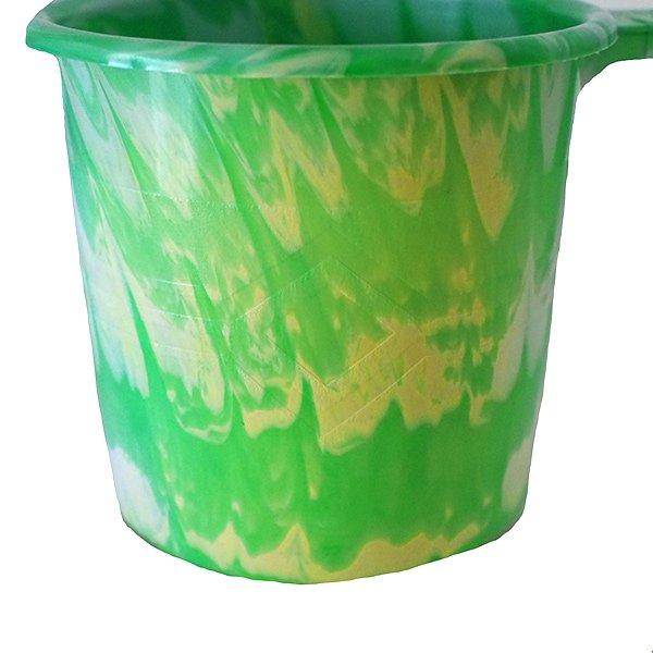 セネガル プラスチックコップ(1リットル グリーン)【画像3】
