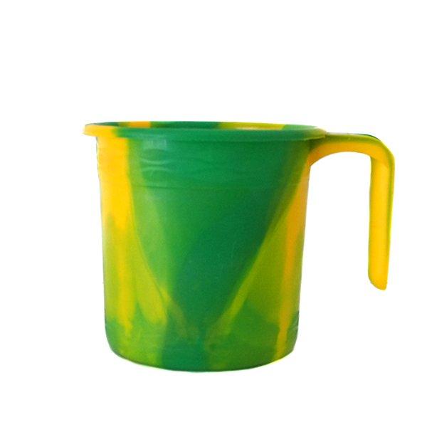 マリ プラスチックコップ(1リットル グリーン)