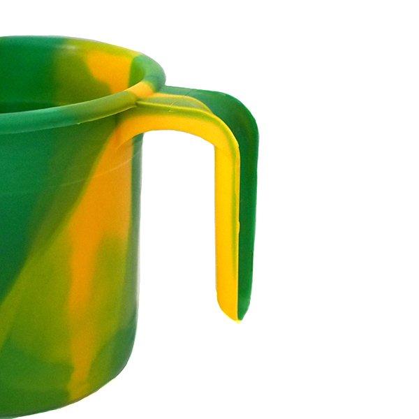 マリ プラスチックコップ(1リットル グリーン)【画像2】