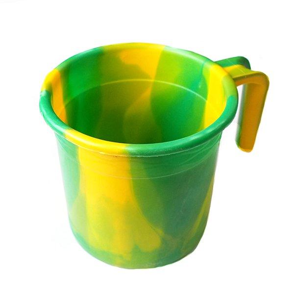 マリ プラスチックコップ(1リットル グリーン)【画像4】