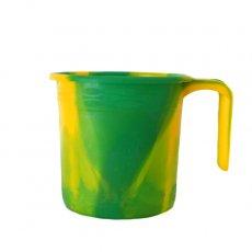 マリ プラスチック コップ(グリーン)