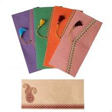 インド chimanlals(チマンラール)の封筒 ペイズリー A