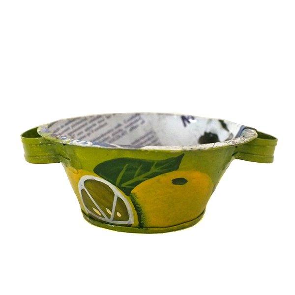 マダガスカル  リサイクル缶 小物入れ(たらい)【画像5】