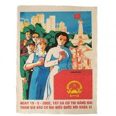 ベトナム プロパガンダ アート ポスター(J)